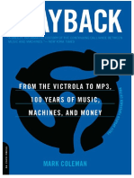 Coleman-Playback-From The Victrola To MP3, 100 Years Of Music, Machines, And Money.pdf