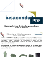Iusa Conduit Pvc Tp