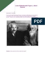 FILOSOFIA-Conversacion Entre Rabindranath Tagore y Albert Einstein-convertido