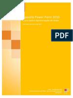 Apostila PowerPoint 2010 Final