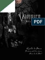 Vampiro o Requiem Filho de Maria