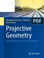 (UNITEXT 104) Elisabetta Fortuna, Roberto Frigerio, Rita Pardini (Auth.) - Projective Geometry_ Solved Problems and Theory Review-Springer International Publishing (2016)
