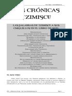 Cronicas Vampiro La Mascarada - Tzimice