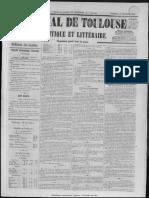 Raporturile Franco-Engleze Cu Privire La Bolgrad