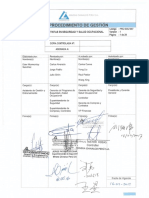 PRO-SSO-007 Gestión de Contratistas en SSO