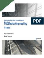 Webinar N°2 Troubleshooting meshing issues