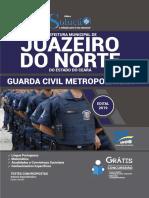 Apostila Digital Prefeitura de Juazeiro Do Norte - Ce - 2019 - Guarda Civil Metropolitana PDF