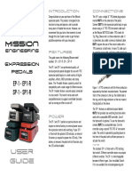 Mission Expression Pedals User Guide Web