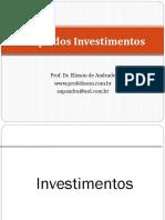 Investimentos Introdução e Ações
