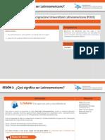 S1_Guía Del Facilitador-¿Qué Significa Ser Latinoamericano