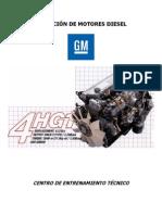 Afinación motor diesel