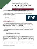 Manual_2010 de Catalogación