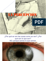 Percepcion Clase