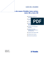 Juno3Series User Guide V1 RevB Spanish