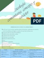 Concepto psicologia comunitaria