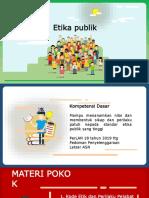 etika publik cpns