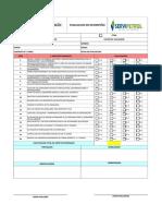 F-022 Evaluacion de Desempeño v.01