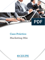 CASO PRACTICO marketing mix