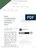 Pan-sharpening Landsat 8 Dengan Envi _ Info-geospasial