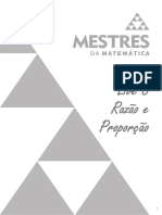 LIVE SEIS - Razão e Proporção
