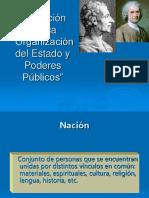 Educación Cívica Organización del Estado y Poderes Públicos.ppt