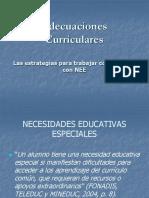 Adecuaciones Curriculares.ppt
