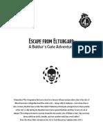 DD_escape