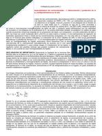 Modelado de farmacocinética y farmacodinámica de corticosteroides - I