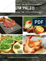 e Book Dieta Paleo