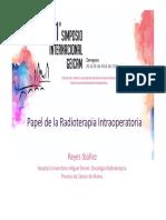 RADIOTERAPIA INTRAOPERATORIA