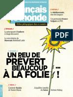 Le Fran 231 Ais Dans Le Monde No 410 - MarsAvril 2017 (1)