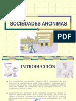 Diapositiva Sociedades Anonimas BOLIVIA