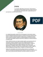 Dionisio Herrera y Fransisco Morazan