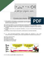 AV1 - 1ª Série Do Ensino Médio - 2019 3ª Etapa - Versão 2