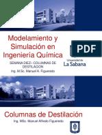 Columnas de Destilación
