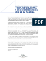 COMPENDIO DE ARTÍCULOS DE FERNANDO ELÍAS MANTERO