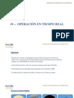 Operacion Del Sistema en Tiempo Real Modulacion de La Generacion