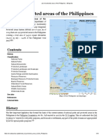 List of Protected Areas in the Philippines
