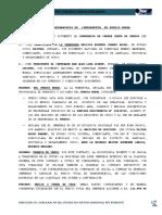 Promesa de Compra Venta Predio Rustico Aldo-rosmery