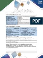 Guia de actividades y rúbrica de evaluación - Ciclo Pre Tarea - Conocimientos Previos (1).docx