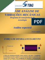 Análise Espectral de Vibração - TBG