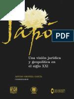Japón [Una visión jurídica y geopolítica en el sXXI].pdf