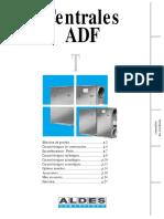 Centrale Aldes Varivolut ADF