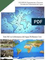 2 Procesos de Gobernanza Del Agua en Bogotá