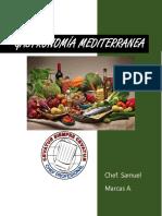 Modulo Cocina Mediterranea 1