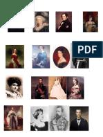 Arbre Généalogique de La Famille Royale