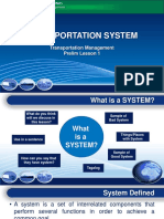 Transportation System(2)