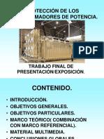 Proteccion de Los Transformadores de Pot