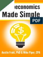 Microeconomics - Basic Microeconomic Principles by Austin Frakt