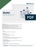 Starmed ET Difem Alcohol Desnaturalizado 70